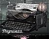 Suspense Typewriter
