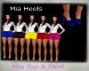 (DD) Mia blue heelz