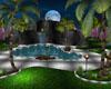 Moonlight Romantic Pool