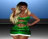Green Xmas Fit RL