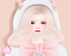 🌟 Devil Hood|Pink
