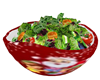 MIX  SALAD XMAS BOWL