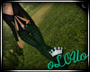 .L. Plaid Outfit Green