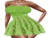 GREEN SUMMER DRESS RLL