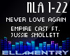 Never Love Again--Empire