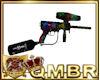 QMBR Ani Paintball Gun