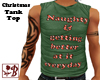 Male Christmas Tank Top