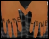 Tattoo [love/hate]