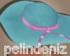 [P] Sunshine blue hat
