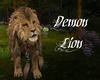 demon lion