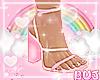 summer heels <3