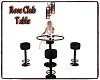 Rose Club Table