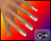 CS~Pink Rose Nails