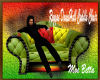 MzM Reggae Cuddle Chair