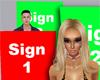 Signage Mesh