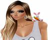 ~M~ Bunny Shoulder Pet