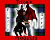 Ryry/Fluffy Sticker