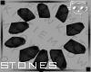 Stones Black 1a Ⓚ