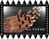 :S: Pvc Rings F/M Nails