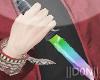 M9 animated knife