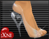 :Xni Glass Slippers