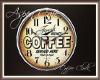 -AC- Aspen Cafe Clock