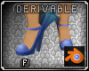 [DIM]Aquilegia shoes