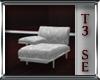 T3 Romance Chaise-Satin