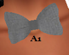 Stem Trendy Bowtie Grey