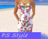 PS Floral Summer Dress W