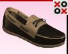 Brown Marine Loafers