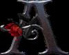 Rose Letter A
