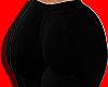 Black Shiny Suit Pants
