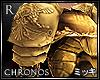 ! GoldChronos Pauldron R