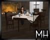 [MH] WR Dinner Table