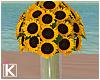 |K 🌴 Sunflow Vase II