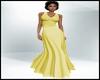 Spring Bridesmaid Yellow