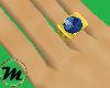 [M] Sapphire Ring