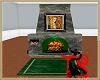 TS Stone Fireplace wPose