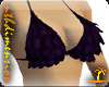 Frilly Bikini Purple