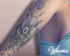 Chillin Arm Tattoo