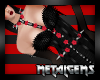 CEM Gothic Rose Harness