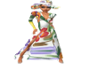 PD Carabean Floral Gown