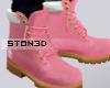 Pink Timbs