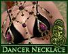 Dancer Necklace Amethyst