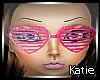 (K) Cheetah Heart Shades