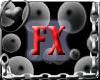 FX Bubble Wall White