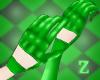 Z*~ Nami Bunny Gloves