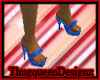 |TQ|BLUIZZLE HIGH HEELS