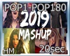 HM| POP MASHUP 2019